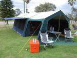 Canvas Tents For Travellers