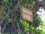 Thornton Primary School Sign