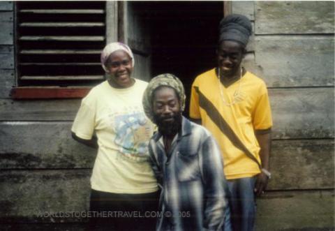 Jah B S Guesthouse Blue Mountains Jamaica Caribbean